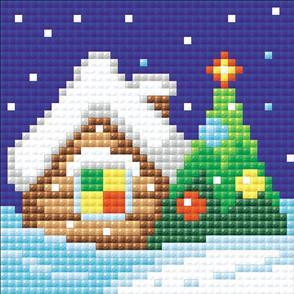 Riolis  Diamond Mosaic Embroidery Kit - Christmas Eve