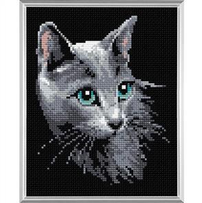 Riolis  Diamond Mosaic Embroidery Kit - Russian Blue