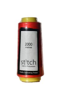 Stitch Overlocking Thread – 2000m
