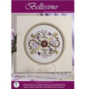 Rajmahal Bellissimo Embroidery Kit