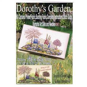 Rajmahal Dorothy's Garden Embroidery Kit