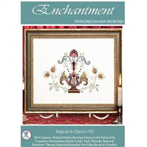 Rajmahal Enchantment Embroidery Kit