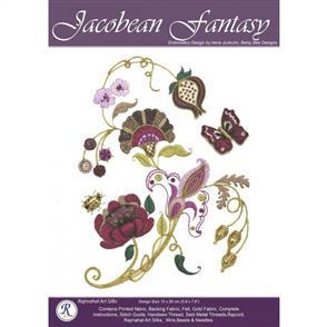 Rajmahal Jacobean Fantasy Kit