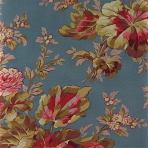 RJR Fabric  - Esprit Maison - Fleur Grey