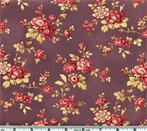 RJR Fabric  s - Esprit Maison - Petit Fleur Amethyst
