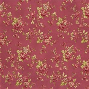 RJR Fabric  - Esprit Maison - Petit Fleur Pink