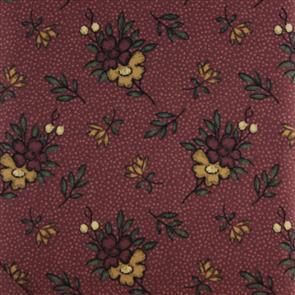 RJR Fabric  s - Flower Market - Plum