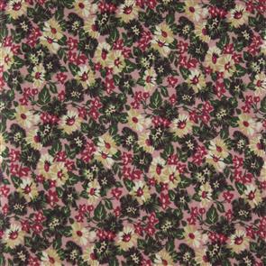RJR Fabric  s - Garden Graphics - Multi Floral Mauve
