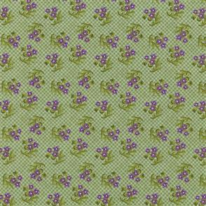 RJR Fabric  s - Lovely - 1449 Green