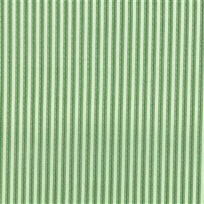 RJR Fabric  s - Ticking Away - 2959 Green 2