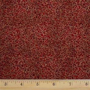 Robert Kaufman  Fusions Crimson