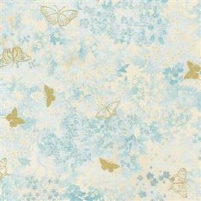 Robert Kaufman  Imperial Collection - 14514 Blue