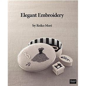 MISC Elegant Embroidery by Reiko Mori
