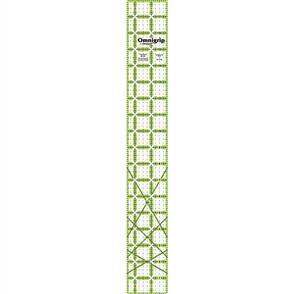 """Omnigrid  Omnigrip Non-Slip Quilter's Ruler 2.5"""" x 18"""""""
