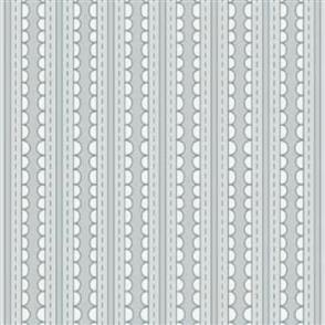 Red Rooster  Fabric - Basically Hugs - 24112 Grey