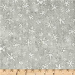 Red Rooster  Christmas Whimsy - 25210 Grey