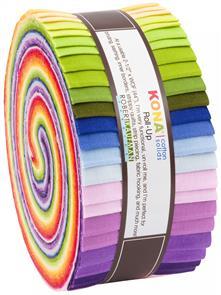 Robert Kaufman  Strips Annie Smith Designer Palette 40pcs