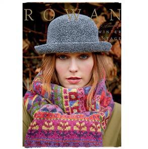 Rowan  : Winter Vintage