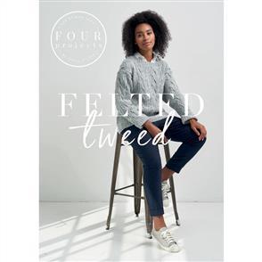 Rowan  : 4 Projects Felted Tweed Book