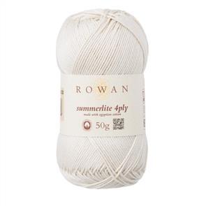 Rowan Summerlite 4ply - 100% Cotton