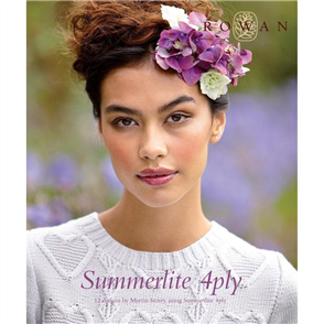 Rowan  Books - Summerlite 4 Ply by