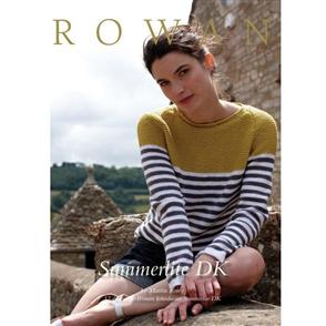 Rowan  Book -  Summerlite DK Collection