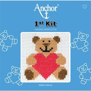 Anchor  1st Kit: Counted Cross Stitch - Ed
