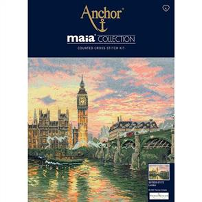 Anchor  Maia Collection - Cross Stitch London