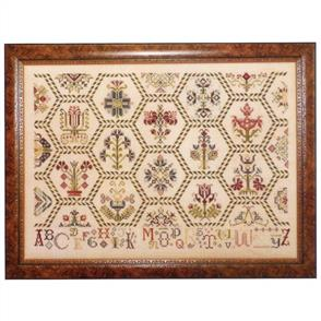 Rosewood Manor  Cross Stitch Designs - Parchment Tapestry