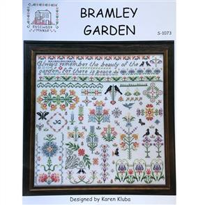 Rosewood Manor Cross Stitch Designs - Bramley Garden