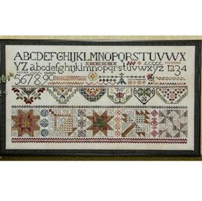 Rosewood Manor Cross Stitch Designs - Quakers & Quilts