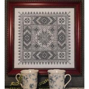 Rosewood Manor Cross Stitch Designs - Persian Lace