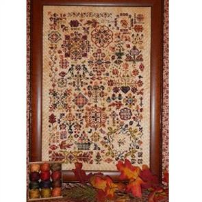 Rosewood Manor  Cross Stitch Designs - Autumn Quakers