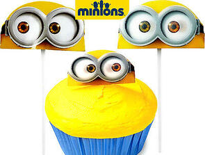 Wilton Minions Fun Pix - 18 Count
