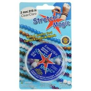 Pepperell Stretch Magic .5mm x 10m - Clear
