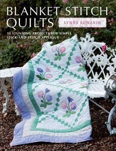 DAVID & CHARLES Blanket Stitch Quilts