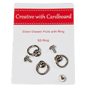Rinske Stevens Drawer Pulls w/ Rings