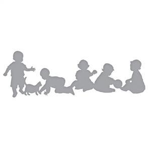 Spellbinders  Dies - Baby's Playtime