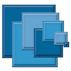 Spellbinders  Classic Squares - Nestabilities Dies