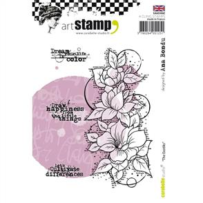 Carabelle Studio Rubber Stamps - The Exotiks