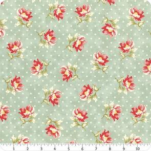 Moda  - Fabric - Derendipity - Tranquil - Cream - 44251-13