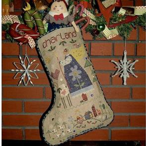Shepherds Bush Stocking - Charland's Stocking - 2012