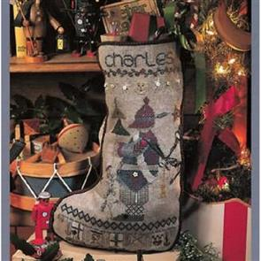 Shepherds Bush Stocking - Charles' Stocking