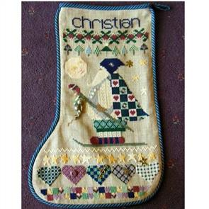 Shepherds Bush Stocking - Christian's Stocking