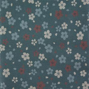 Sevenberry  Floral - Blue