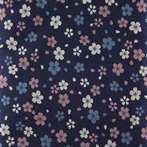 Sevenberry  Floral - Navy