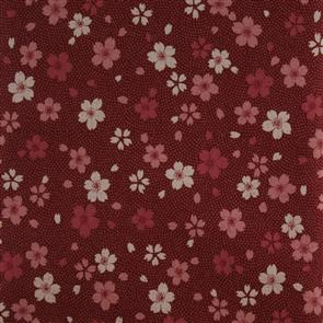 Sevenberry  Floral Red