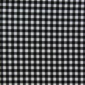 Sevenberry  Gingham Style Checks - Black