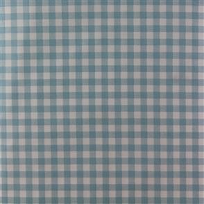 Sevenberry  Gingham Style Checks - Blue