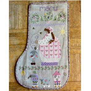 Shepherds Bush  Stocking - Mary's Stocking